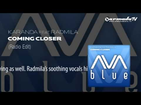 Karanda feat. Radmila - Coming Closer (Radio Edit)