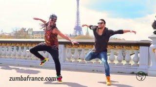 "getlinkyoutube.com-Watatah - ""El Corazon"" / Zumba® choreo by Ronny & Watatah"