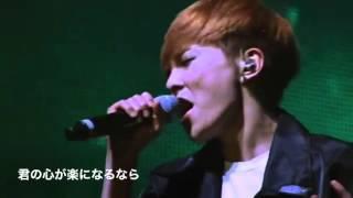 getlinkyoutube.com-【日本語字幕】EXO-promise 악속  luxion in seoul