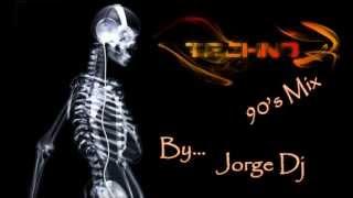 getlinkyoutube.com-90's Mix Techno & Industrial - JorG Dj