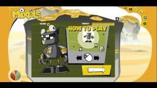 getlinkyoutube.com-Lego Mixels Online Mini Games!