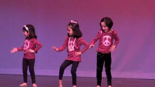 getlinkyoutube.com-Kolaveri Di - Dance Performance by Kids (HD 1080p)