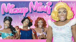 getlinkyoutube.com-Mickey Minaj by Todrick Hall