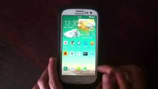 getlinkyoutube.com-La mejor Rom para el Galaxy S3 {i9300} MoroRom V4 KK + Knock ON