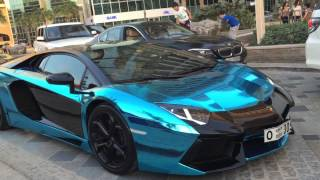 getlinkyoutube.com-UAE Dubai SuperCars 2016