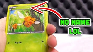 A Pokemon Card With No Name?! (Lucky Mail Friday Episode #48)