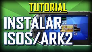 """getlinkyoutube.com-PS Vita: Instalar Juegos """"ISOS / CSOS"""" en """"Menú ARK-2"""""""