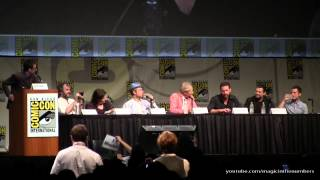 SDCC 2012 &#8211; The Hobbit Panel Video