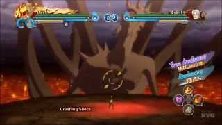 Naruto Shippuden: Ultimate Ninja Storm Revolution - All Tailed Beasts [HD]