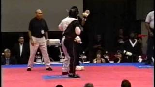 getlinkyoutube.com-Anthony Price vs Raymond Daniels 2002 Bluegrass Nationals KarateTournament
