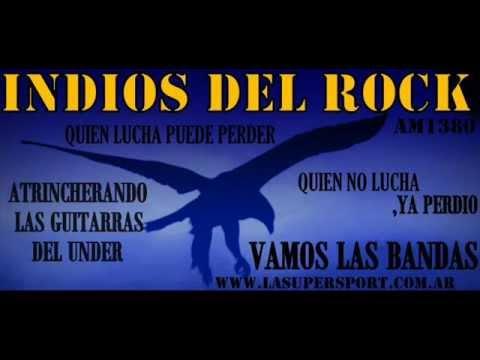 INDIOS DEL ROCK CHARLA CON FACHI DE MOTOR LOCO Y EX VIEJAS LOCAS 2013