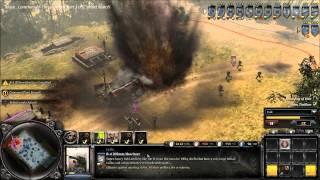 getlinkyoutube.com-Company Of Heroes2 Soviet 203mm Howitzer Video