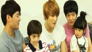 Yoosu [fake sub] they happy become a parent