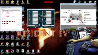 getlinkyoutube.com-Como configurar el mando para jugar Resident Evil 5 en PC (bien explicado).