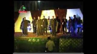 """أنشودة """"ياحيدر"""" فرقة الولاء الإسلامية"""