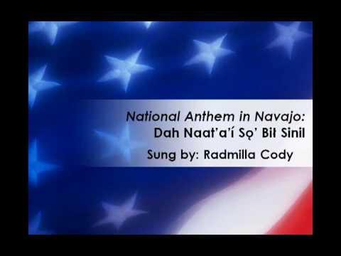 The Star-Spangled Banner (Navajo Lyrics) (National Anthem)