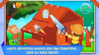 getlinkyoutube.com-My Sweet Baby Dream House Videos games for Kids - Girls - Baby Android