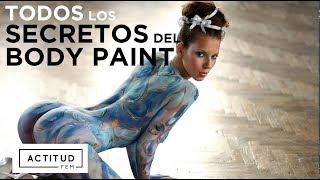 getlinkyoutube.com-¿Cómo se hace un Body Paint?