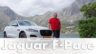 getlinkyoutube.com-Jaguar F-Pace 2016 3.0 TDI 300 PS und F-Pace S 2016 380 PS | Test | Fahrbericht | Auto | Deutsch