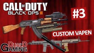 Call of Duty: Black Ops III - Co-op #3 - Custom Vapen