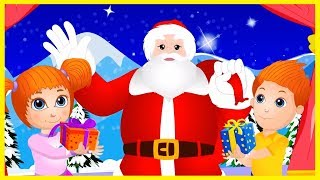 Merry Christmas And Happy New Year 2018 | Christmas Song For Kids : Santa | Christmas Music 🎅