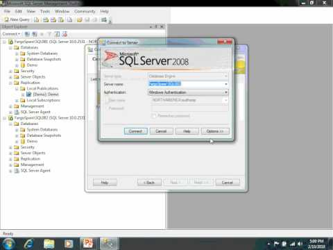 WalkthroughSQLPeer2PeerReplication.wmv