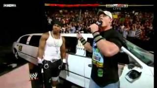 getlinkyoutube.com-Cryme Tyme & John Cena destroy JBL's Car