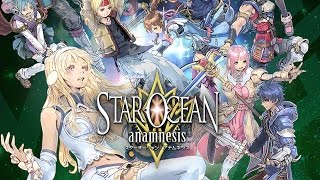 getlinkyoutube.com-Star Ocean: Anamnesis Action RPG Goes Live (Mobile)