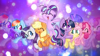 getlinkyoutube.com-MLP Speedpaint : Friends are always there for you