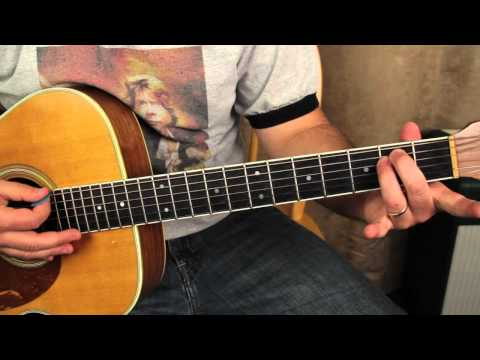 Metallica - Nothing Else Matters - pt 3 Guitar Lesson Tutorial