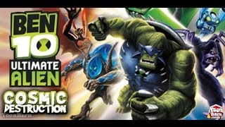 getlinkyoutube.com-Ben 10 ultimate alien cosmic destruction Episode 1