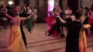 Show Vals Vienez - Anastasia - dansatorii Soft Step