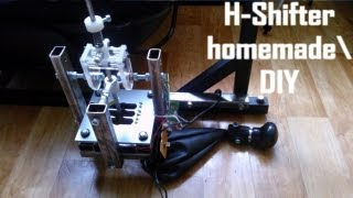 getlinkyoutube.com-H-Shifter dla Euro Truck Simulator 2 (Do It Yourself /Homemade H-Shifter).