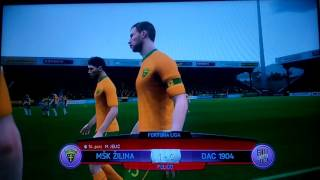 getlinkyoutube.com-FIFA 15 Fortuna Liga BAJNOKSÁG 1.rész