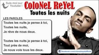 Colonel Reyel - Toutes les nuits