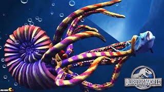 getlinkyoutube.com-The Aquatic Park Incoming Huge Update The Lagoon - Jurassic World The Game