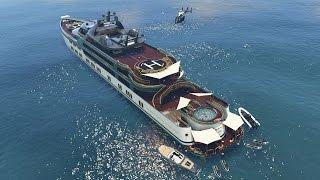 getlinkyoutube.com-GTA 5 Online - NEW $10,000,000 SUPER YACHT & CUSTOMIZATION GUIDE! (GTA 5 Executives DLC)
