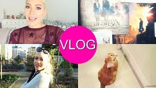 getlinkyoutube.com-Phantastische Tierwesen Review, VLOGMAS & OOTD | Follow my Weekend Vlog