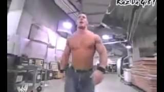 John Cena Goes After Brock Lesnar