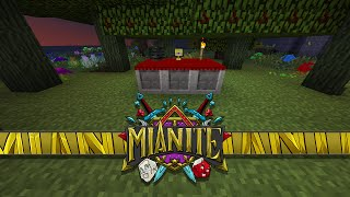 Minecraft: Mianite: LEARNING WITCHERY!  [S2:E64]