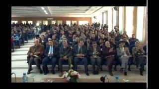 getlinkyoutube.com-مراسيم حفل تنصيب الدكتور عبد الله إدريسي (كلمة السيد  رئيس جامعة محمد  الأول : محمد بنقدور )