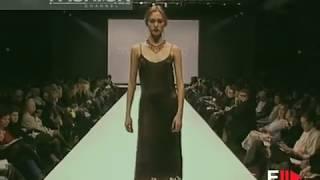 "getlinkyoutube.com-""Rocco Barocco"" Autumn Winter 1998 1999 Milan 7 of 8 pret a porter woman by FashionChannel"