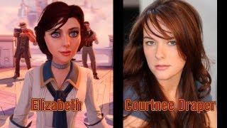 getlinkyoutube.com-BioShock Infinite - Characters and Voice Actors