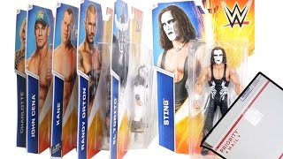 getlinkyoutube.com-WWE Series 55 Ringside Collectibles & Walmart Package Unboxing!!