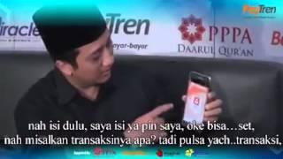 getlinkyoutube.com-Press Converence Ustad Yusuf Mansur Paytren Di Masjid Istiqlal 27 Maret 2016