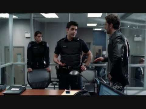Sam Swarek & Andy McNally (Rookie Blue S01 Ep13)