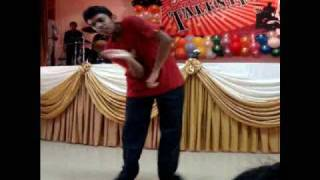 Last dance [ The late Sree ] MJ Cover