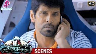 getlinkyoutube.com-10 Endrathukulla Tamil Movie | Scenes | Vikram accepts to go to Mussoorie | Samantha | Pasupathy