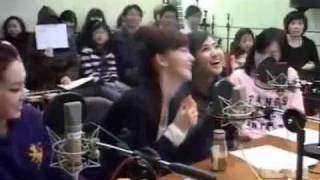 getlinkyoutube.com-SNSD Run Devil Run @ Starry Night Radio