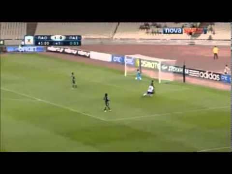 Super Goal (Panathinaikos-Pas Giannina 1-1) Tomas De Vincenti